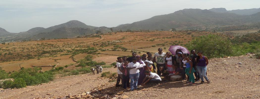 Tuourism students