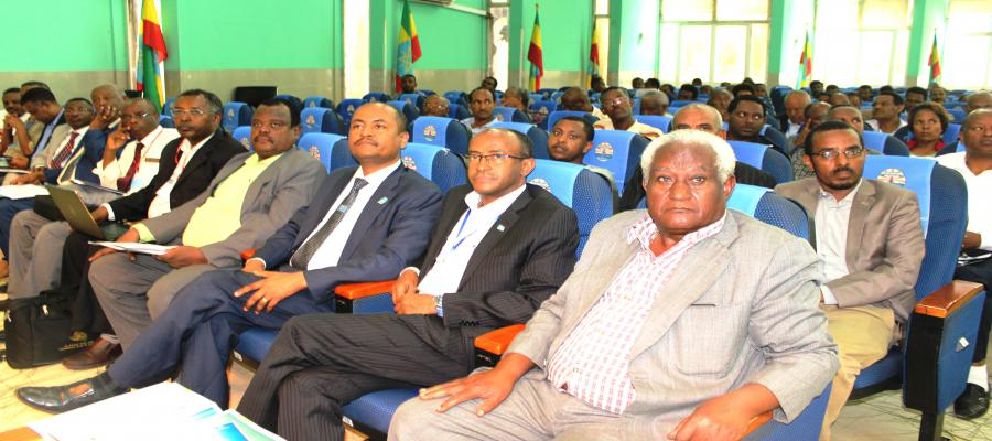 Bahir Dar University | Wisdom at the source of Blue Nile
